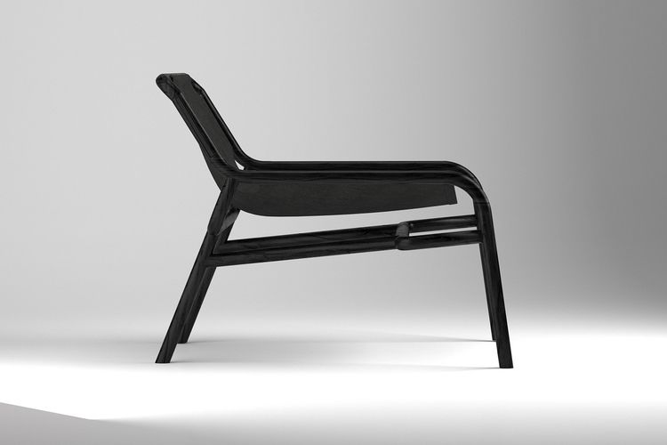 Lounge Chair Tom Hewitt—compris - minimalissimo | ello