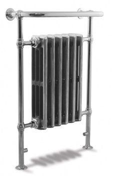 Broughton Heated Towel Rail Bat - periodhousestore   ello