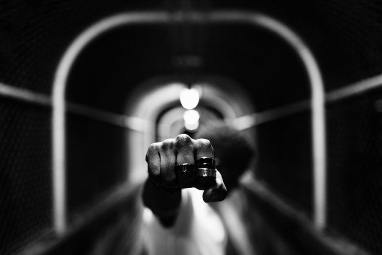 Caged series reflects unseen in - matthewneubauer | ello