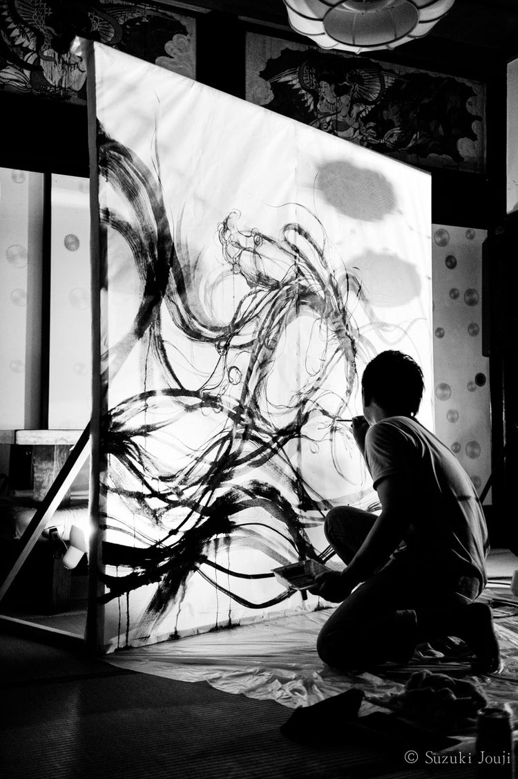 LIVE Drawing (2012)  Homeward - tttttan | ello