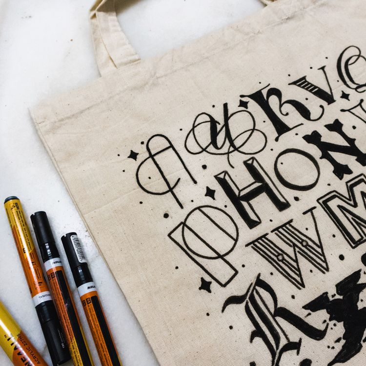 Drawing letters typographic sty - leahdesign | ello