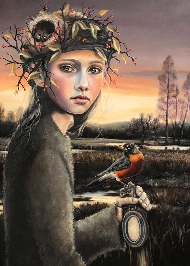 """North"" piece Venus Women Art E - terriwoodward | ello"