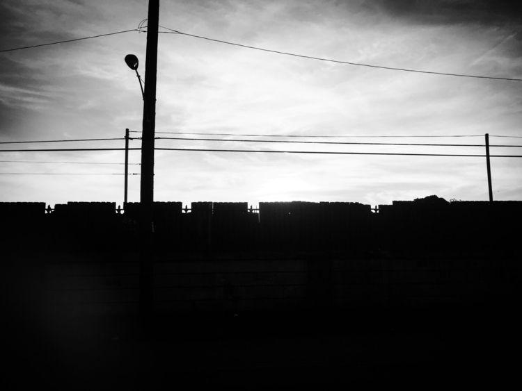 Storming castle - junkyard, wall - nightcrawler | ello