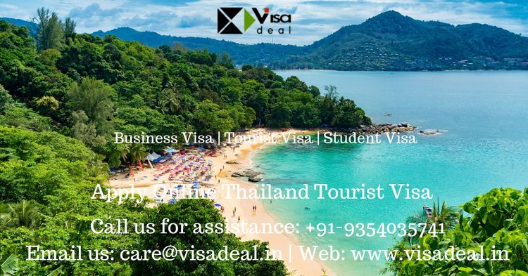 Online Thailand Visa Applicatio - visadeal | ello