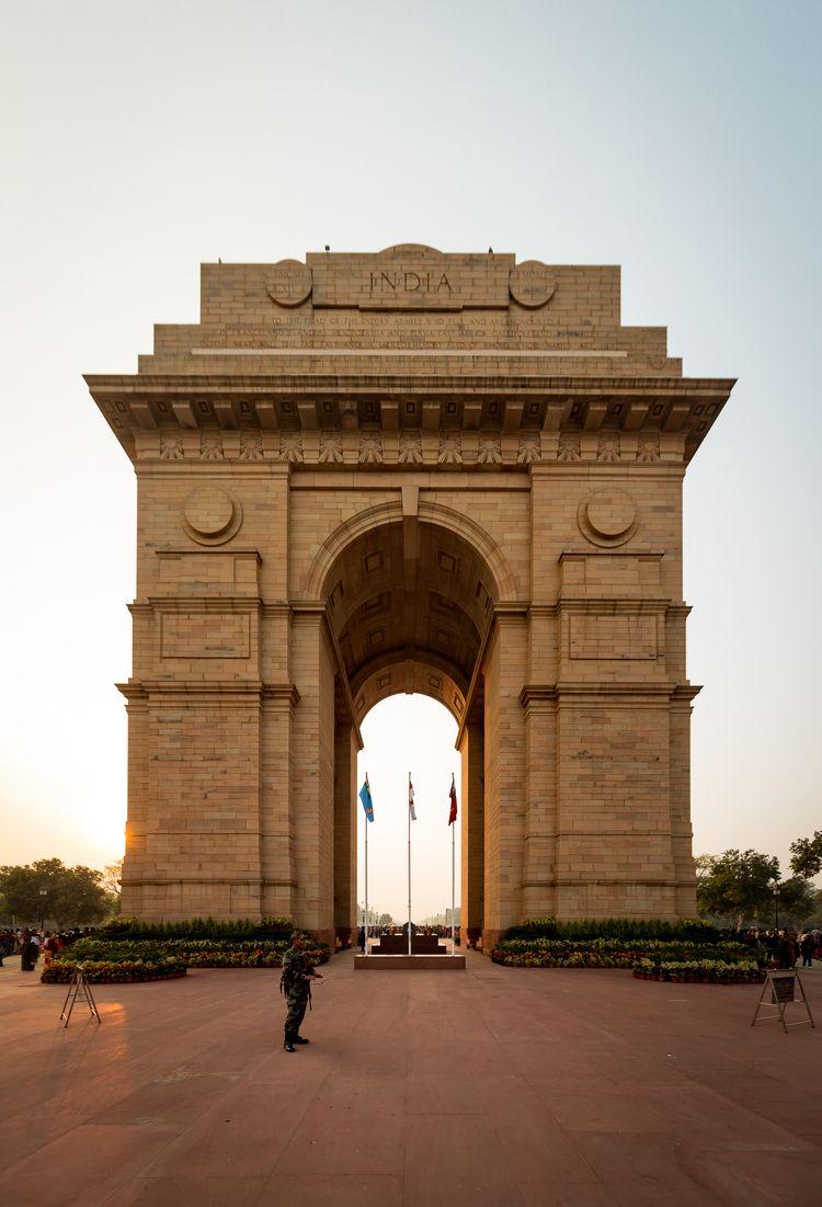 India Gate, Delhi - indiagate, newdelhi - jaredcrawford   ello