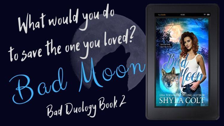 Release: Bad Moon Shyla Colt  - roxannerhoads | ello