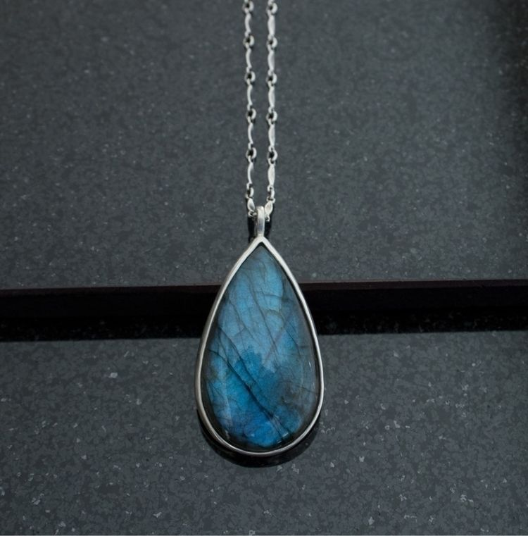 design simple labradorite beaut - srjewelry | ello