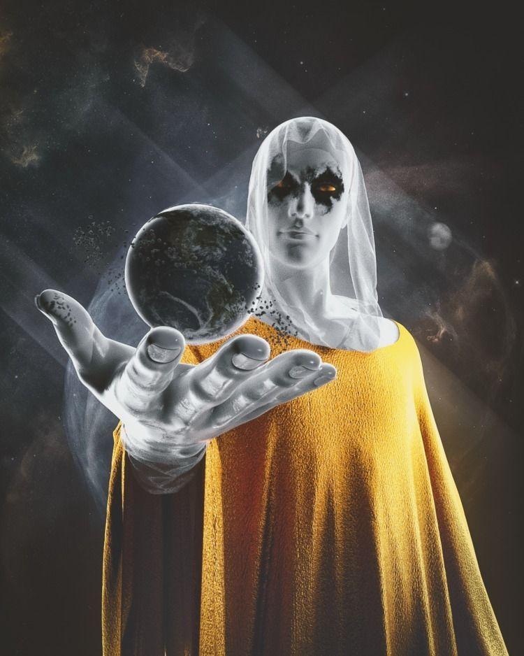 . KEEPER EARTH - Cinema4D, 3Dart - dreamonaut | ello