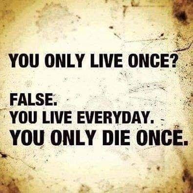 Enjoy Life Fullest... Live Ever - dare2bare | ello
