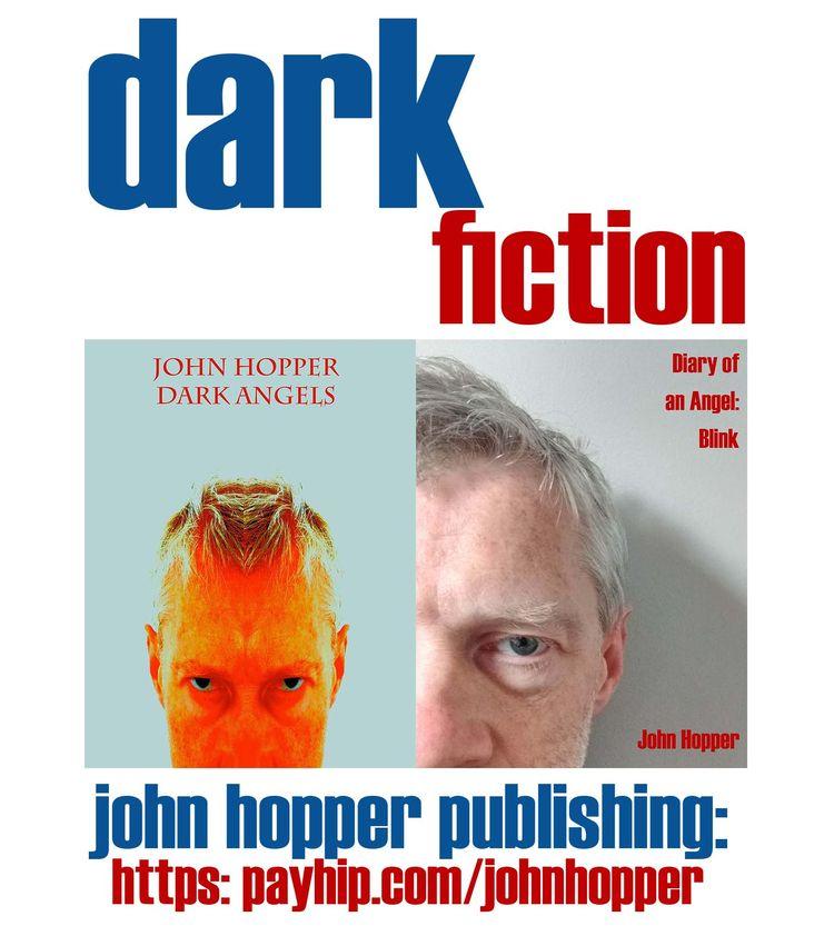 DARK FICTION couple dark fictio - johnhopper | ello