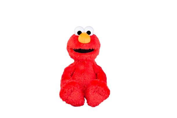 Hasbro introduces plush Elmo hu - rooster64 | ello