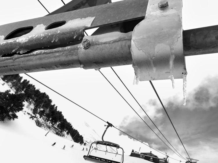 photography, snow - rodrigo_sc | ello