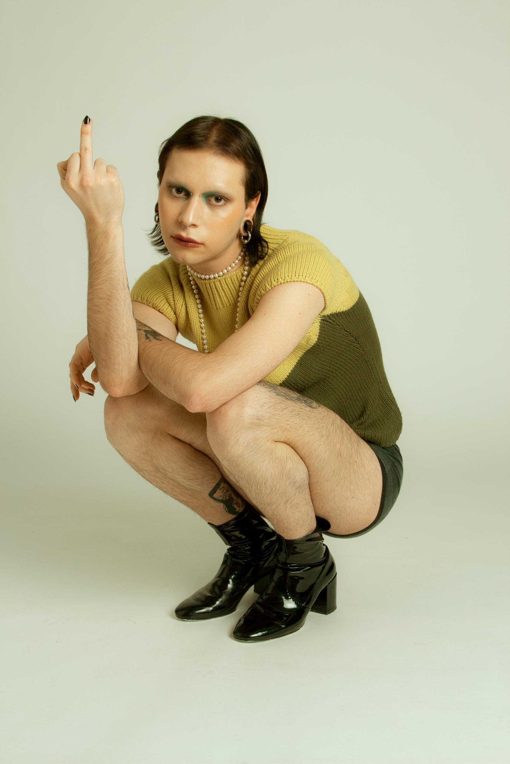 Genderless - xchiaraglionna | ello