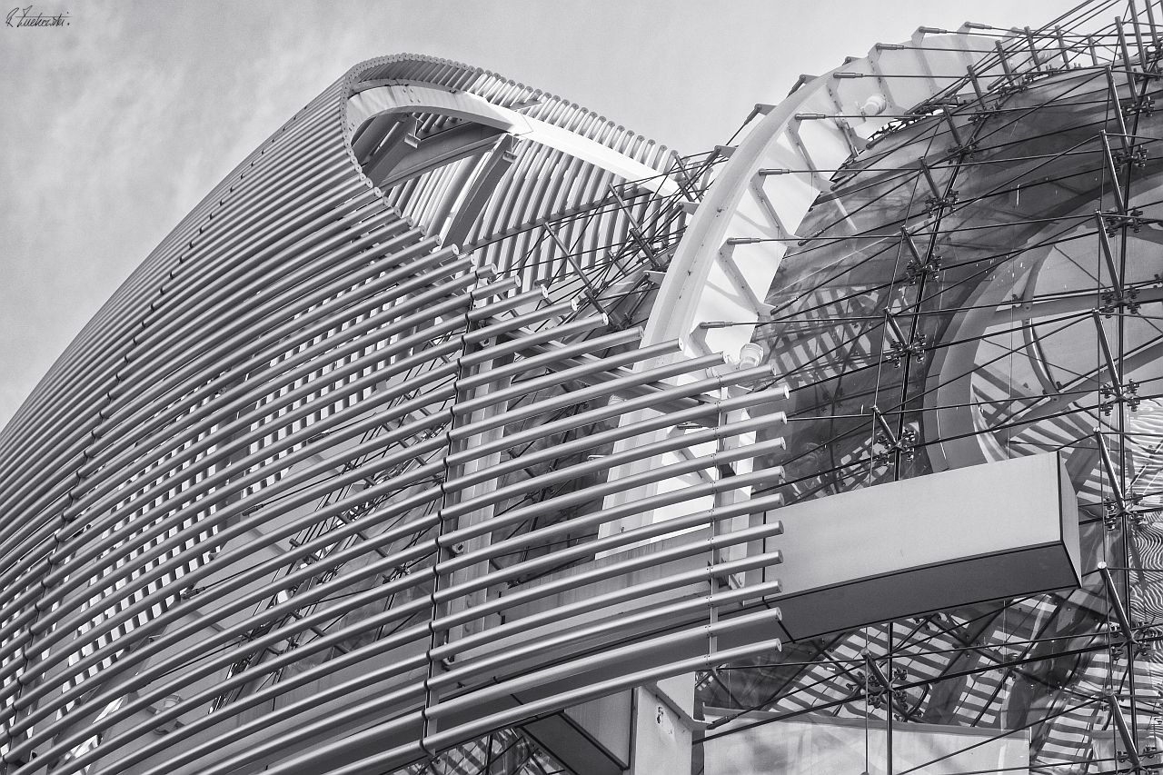 edifice intricacies - robzucho, - abstractcolorism   ello