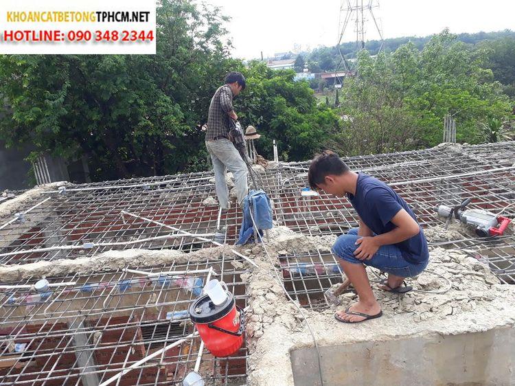 Khoan cắt bê tông Đồng Nai sẵn  - khoancatbetong | ello