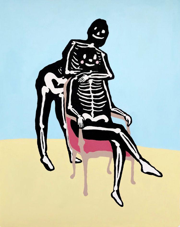 New Artist on Ello: