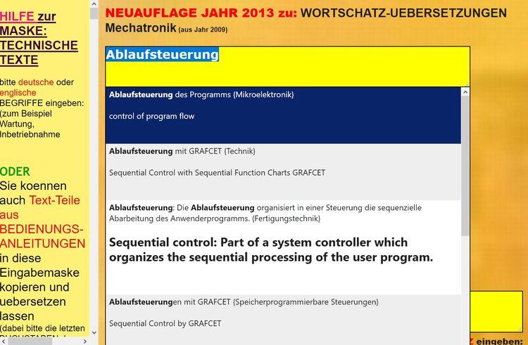 translator: german english tech - mechatronik-lehrmittel-wagner | ello