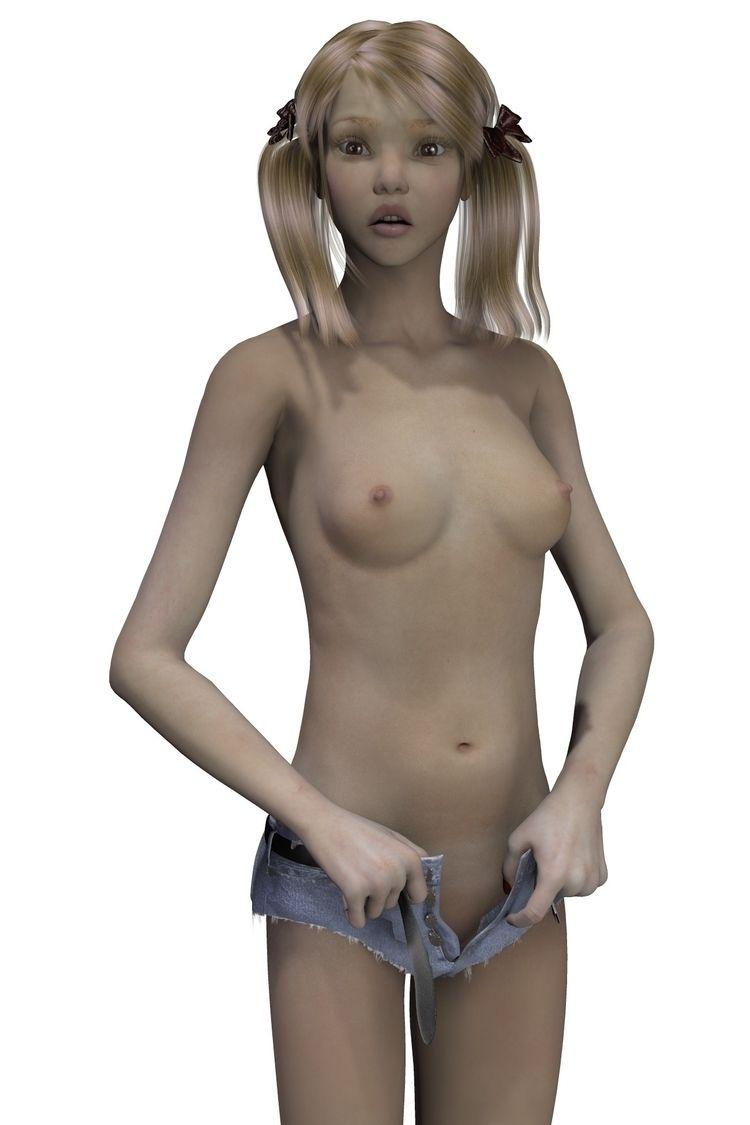 Jeans 01 (01-02/02) ///#3d - Younggirl_01 - thor3d | ello