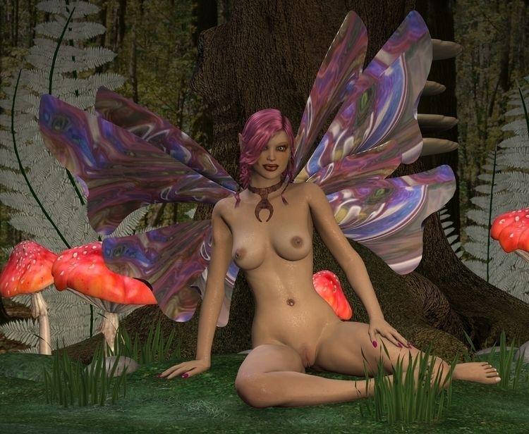 Fairy 01 (01-02/02)  - Creature_01 - thor3d | ello