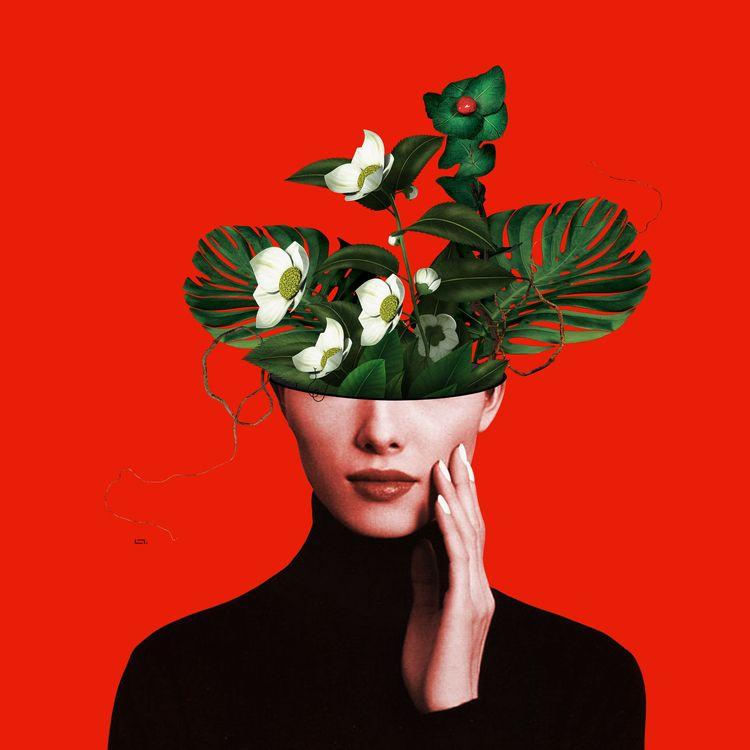 Lady Flowers Xl - linco7n | ello