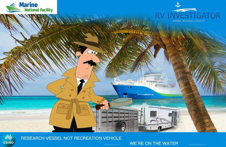 RV Investigator - brianau2020 | ello