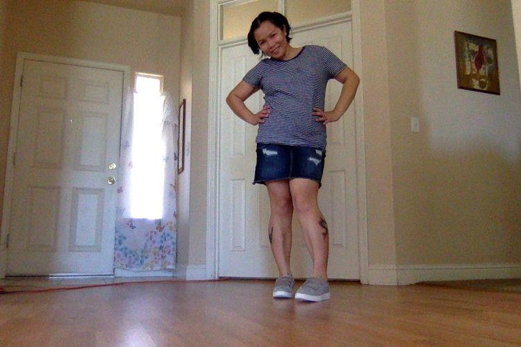 cute skirt Walmart yesterday  - mtlawlor   ello