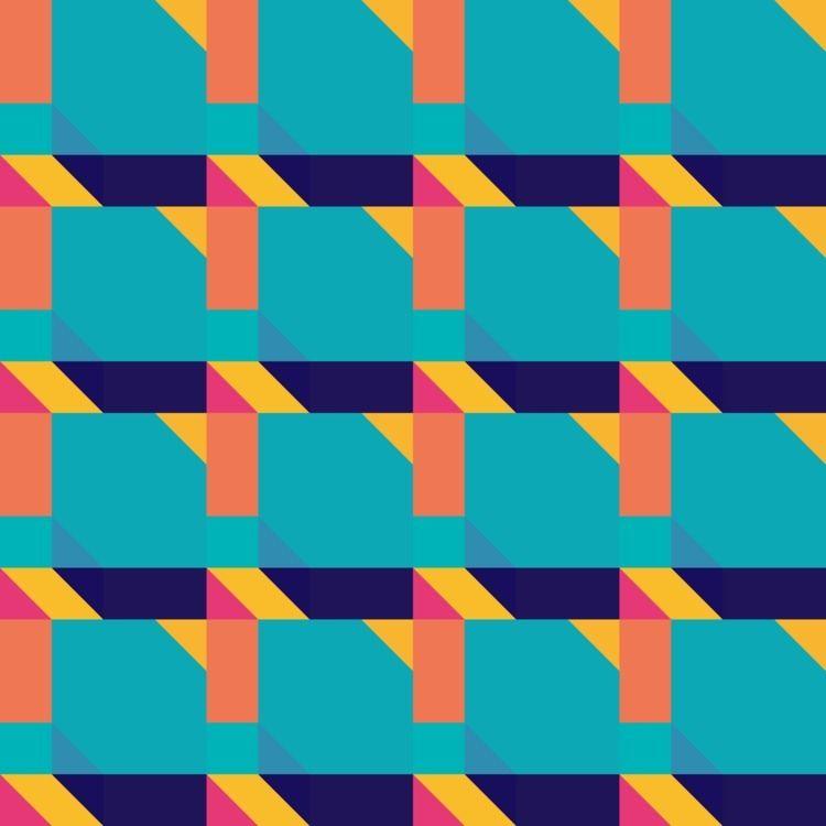 Matrix shape color study - generative - hyperglu | ello