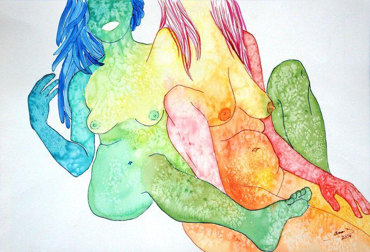Untitled, 2014 - anabertinahursh | ello