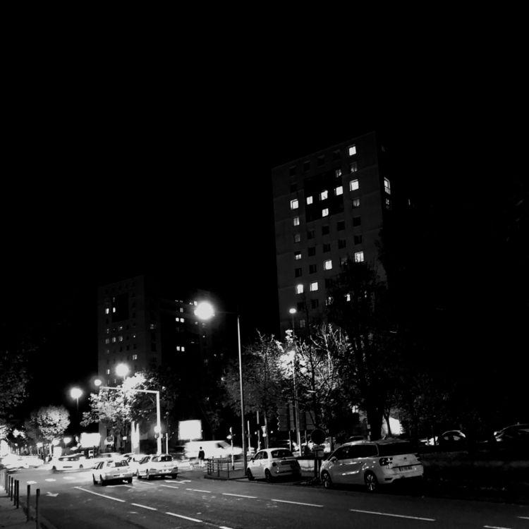 hard forget lights  - amateur, monochrome - jo-her | ello