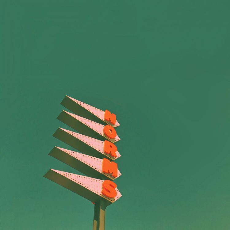 NORMS Restaurant, Los Angeles,  - dispel | ello