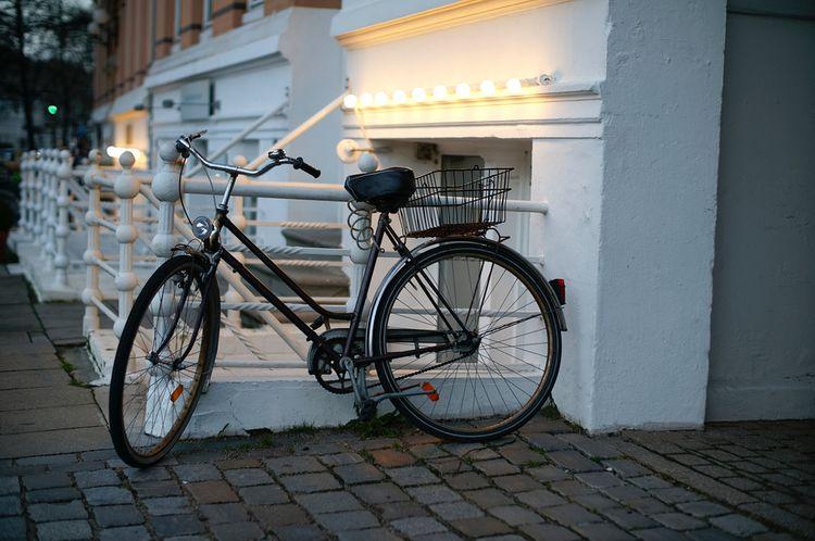 Almosterdam - photography, bike - marcushammerschmitt | ello