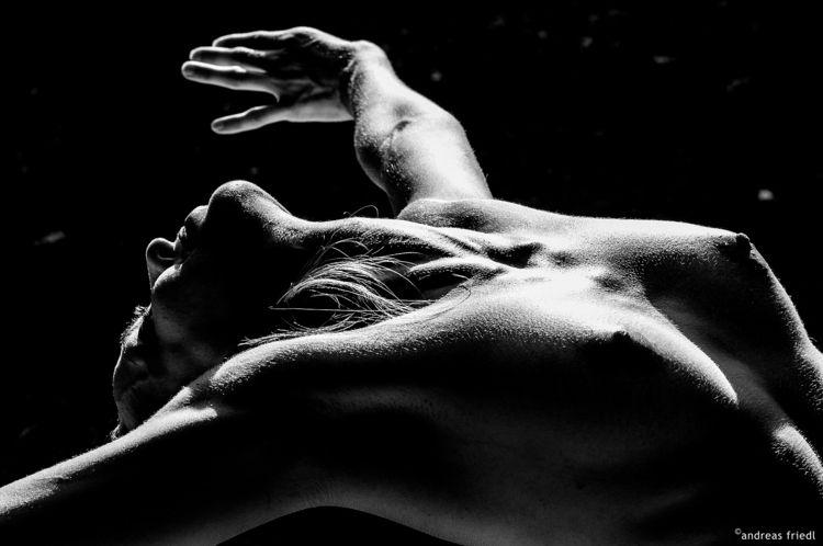 sensual, color, nsfw, nude, erotic - andreasfriedl | ello