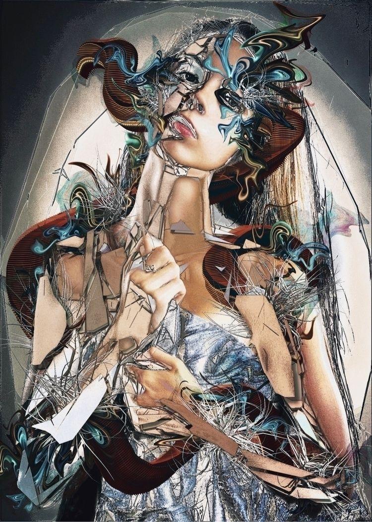 ❃ fully bloom  - digitalart, art - ikatch | ello
