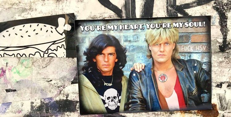 heart. soul - funny, sticker, stpauli - ring2 | ello
