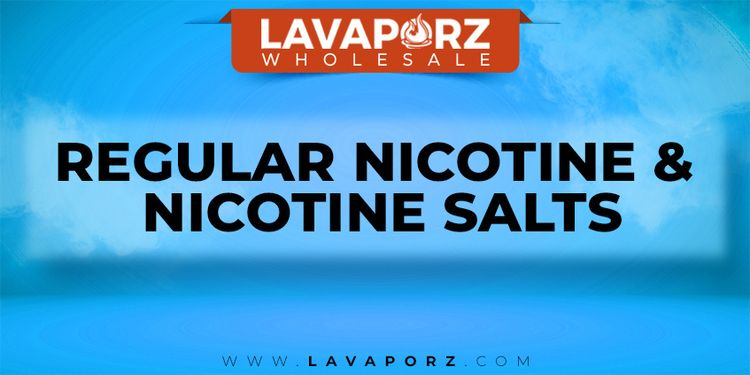 Regular Nicotine Salts long bat - vapewholesaler | ello