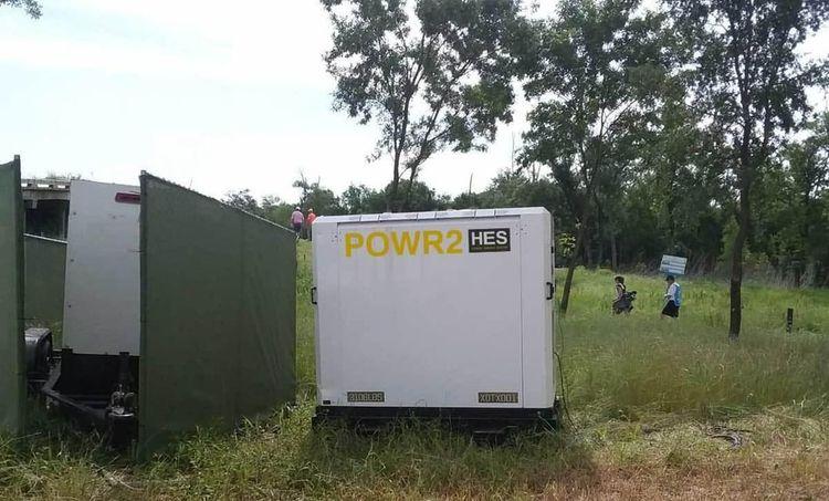 electrical power engine driven  - powr2 | ello