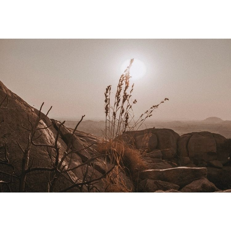 Hampi magic landscapephotograph - alexandrascotch | ello