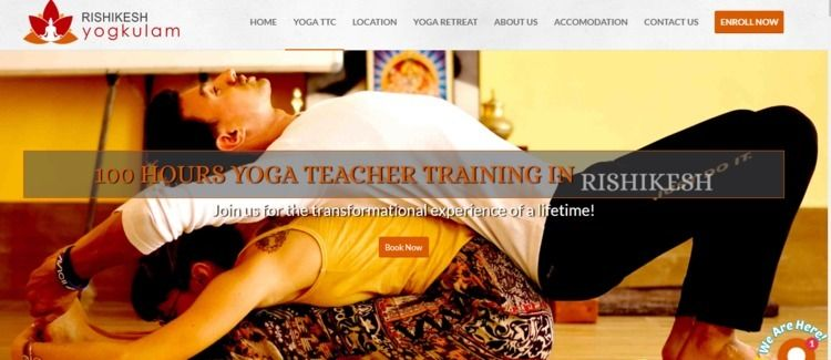 certified yoga teacher 200 Hour - yogkulam | ello
