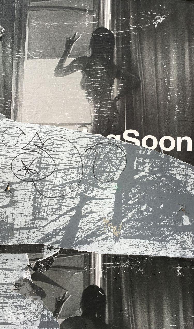 Street Poster, Paris (2019 - street - phil_levene | ello
