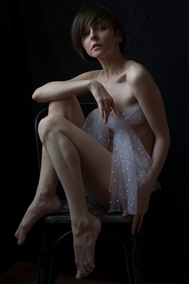 Angel - selfportrait, portrait - oxanaprikhodko | ello
