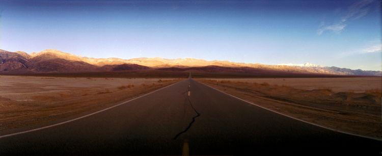 Death Valley Widelux // Kodak C - the69thdimension   ello