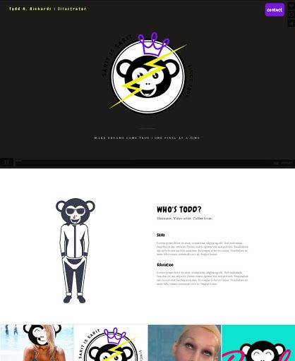 Build free website! Panther Fre - gopanther | ello