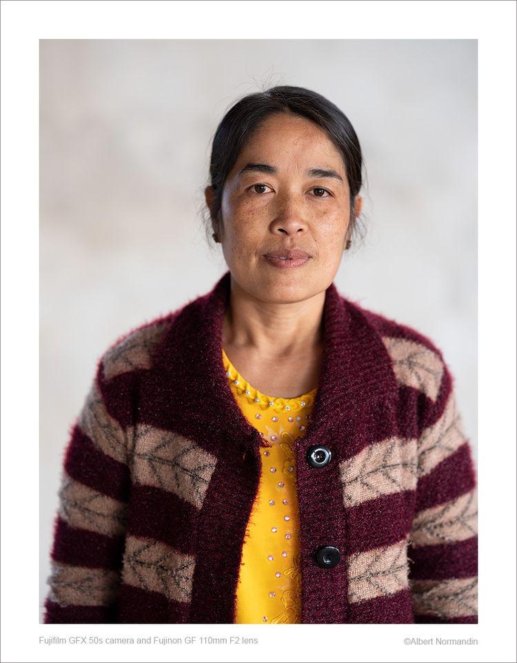Nun Myanmar (Burma) December 10 - albertnormandin | ello