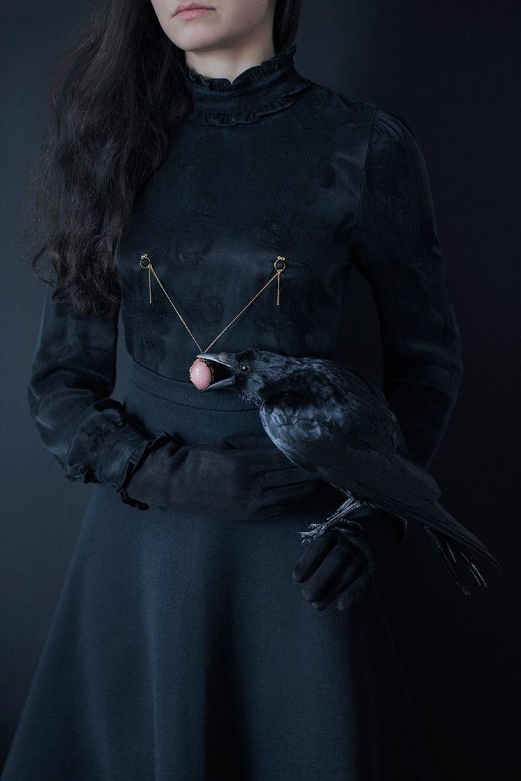 """Greed"" – Photographer/Model: I - darkbeautymag | ello"