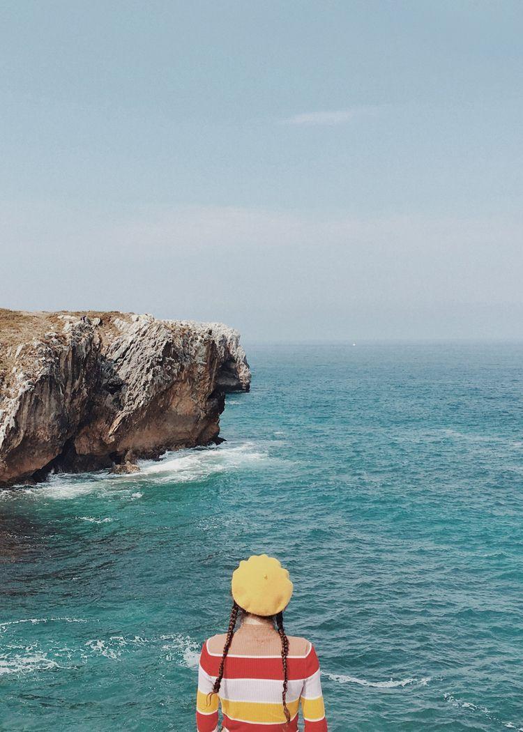 Breeze - sea, film, photography - lapremioqueen | ello