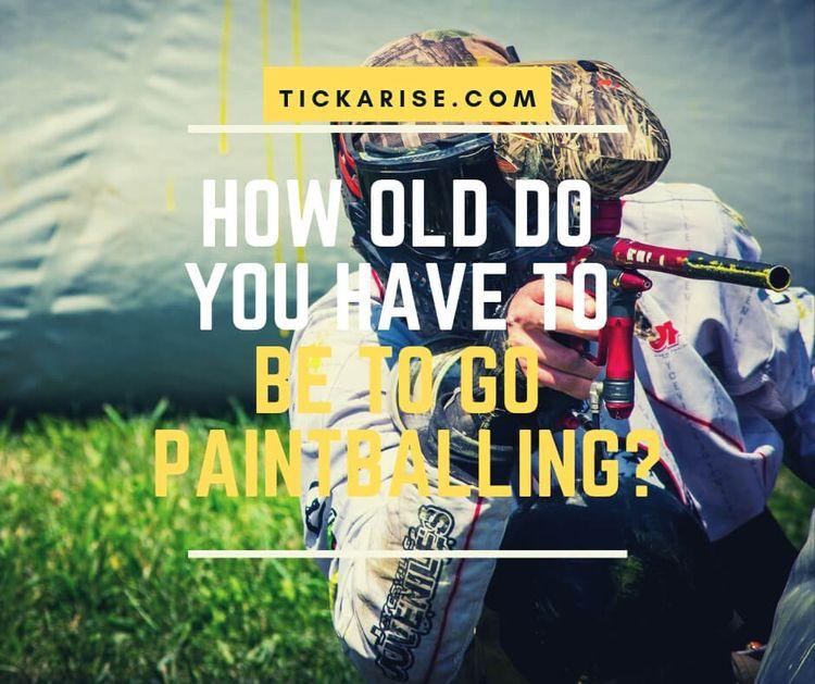 Paintballing? - Tickarise - tickarise | ello