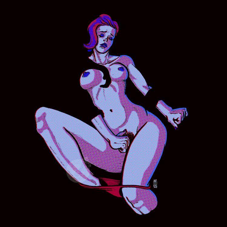 Collezione Erotica 09: Art SirJ - sirjavier | ello