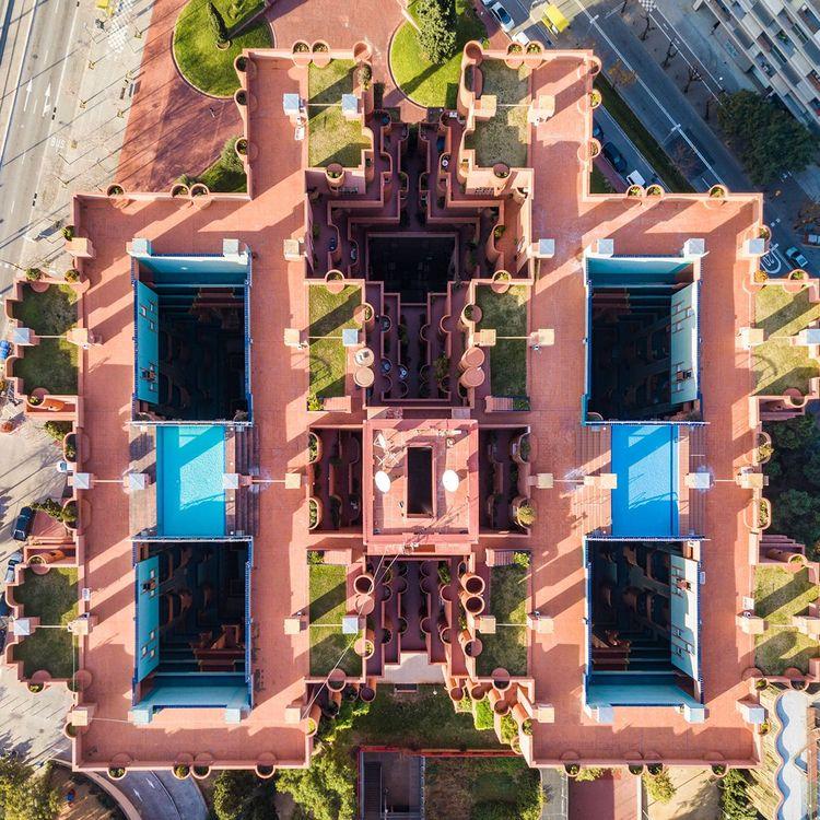 Aerial photographs Barcelona re - benim_jbweb | ello