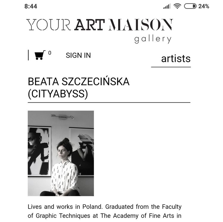 GALLERY Warsaw :black_small_squ - cityabyss | ello