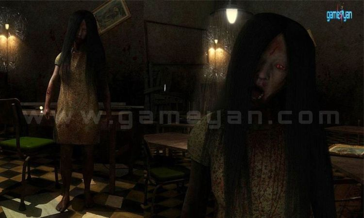 3D Horror Character Model Anima - gameyan | ello